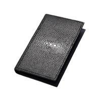 アシュフォード×趣味の文具箱 ヘリオス(ブラック)システム手帳マイクロ5(リング径8mm)