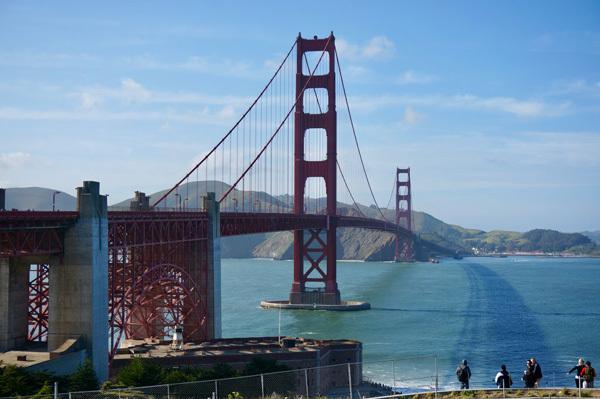 7年前、初めてサンフランシスコに行った時の話と、友人から聞いた今の話
