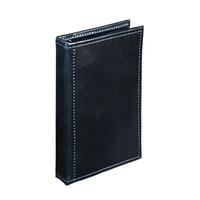 アシュフォード×趣味の文具箱 ブルーコードバンシステム手帳マイクロ5(リング径11mm)