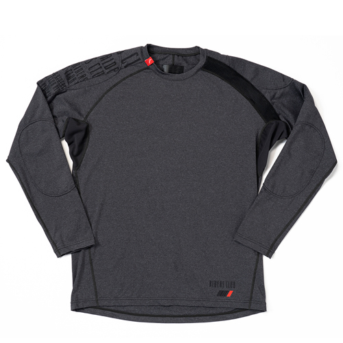 KUSHITANI×RIDERS CLUB コラボロングTシャツ