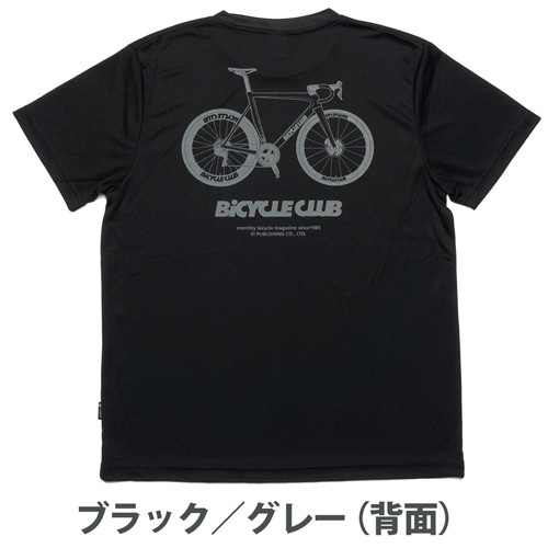 BCロードバイクTシャツ
